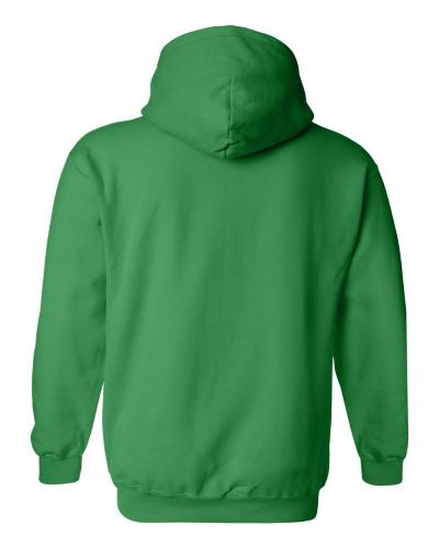Heavy Blend Adult Crewneck Sweatshirt Irish Green 2xl