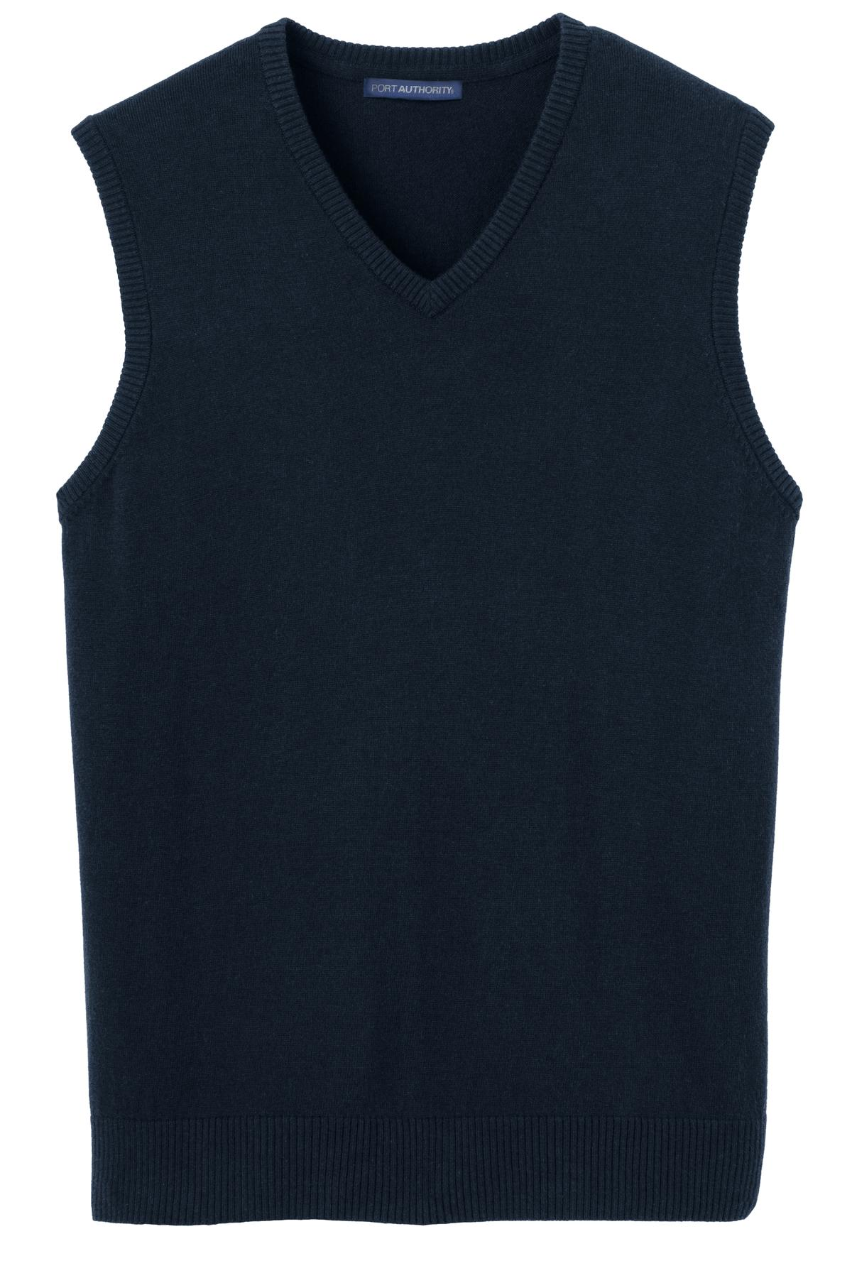 SoEnvy Mens Casual Slim Knitted Pullover V-neck Vest With Twisted Patterned SN227