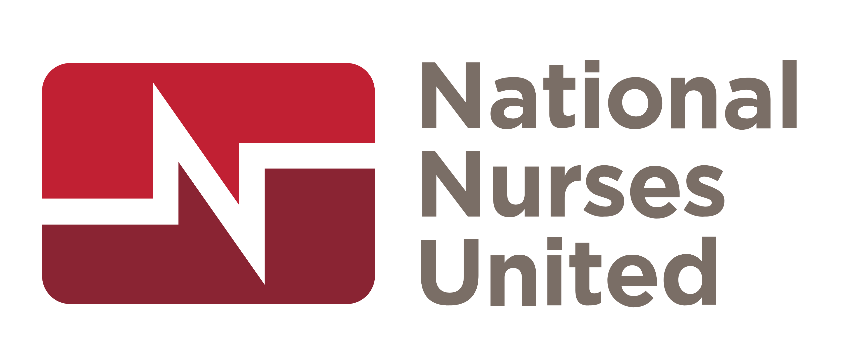 National Nurses United Logo